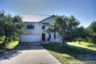 Bulverde Single Family Home For Sale: 31232 Rustling Ridge