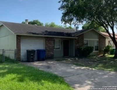 San Antonio Single Family Home Back on Market: 4150 Freestone St