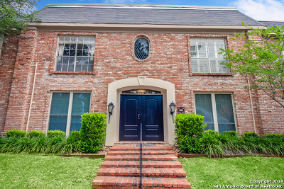 San Antonio Condo/Townhouse New: 7500 Callaghan Rd #151