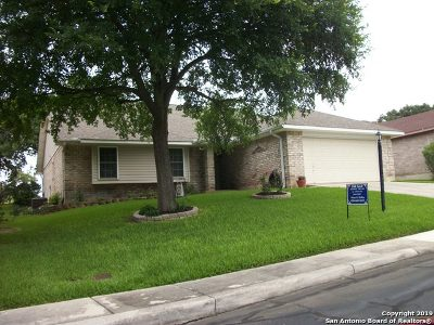 Schertz Single Family Home For Sale: 3709 Hunters Glen