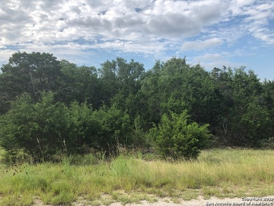 Canyon Lake Residential Lots & Land For Sale: 749 Panorama Pt
