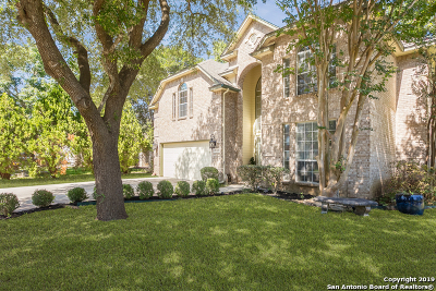 Converse Single Family Home Back on Market: 10118 Mission Creek