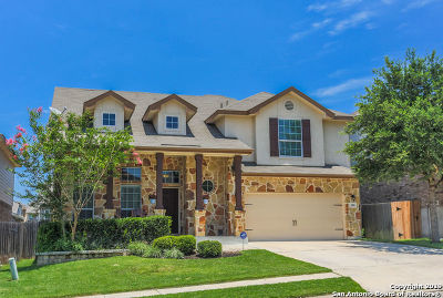 Cibolo Single Family Home New: 234 Ridge Bluff