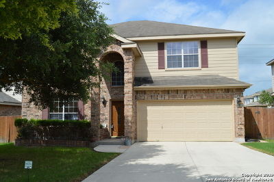 Cibolo Single Family Home New: 116 Dyess Corner