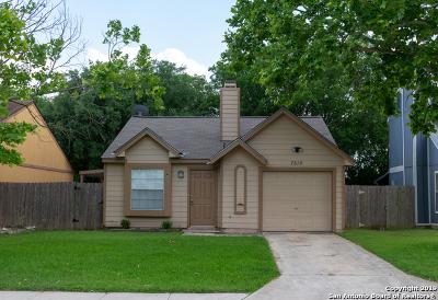 Single Family Home For Sale: 7519 Brandyridge