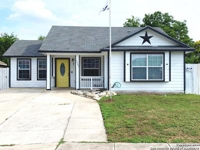 San Antonio Single Family Home Back on Market: 3007 Ivy Ridge Ln