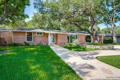 Single Family Home For Sale: 2110 E Lawndale Dr