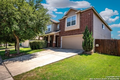 Converse Single Family Home For Sale: 8510 Dusty Ridge