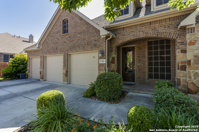 Bexar County Single Family Home New: 5310 Anthurium