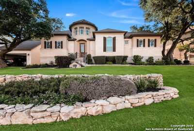 Boerne Single Family Home New: 26223 Tawny Way