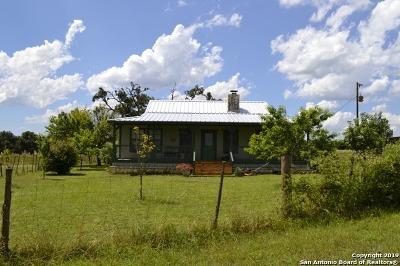Medina Single Family Home For Sale: 308 Hubble Ln