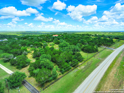 New Braunfels Residential Lots & Land New: 30618 Fm 3009