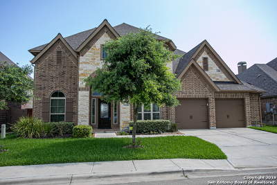 Seguin Single Family Home New: 2741 Saddlehorn Dr