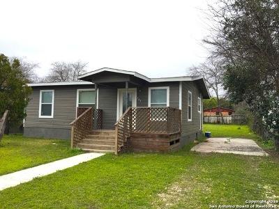 San Antonio Single Family Home Back on Market: 323 Continental