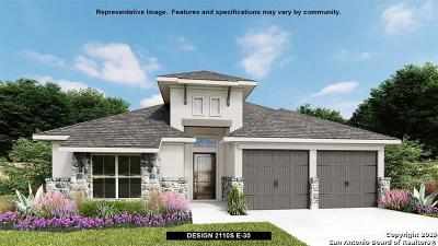 Boerne Single Family Home New: 9767 Kremmen Place
