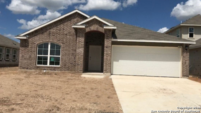 New Braunfels Single Family Home New: 572 Agave Flats