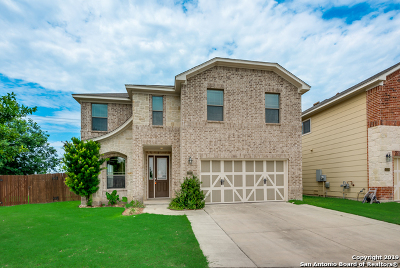 Bexar County Single Family Home New: 13243 Joseph Phelps