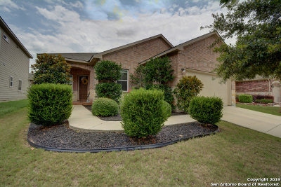 Cibolo Single Family Home New: 453 Slippery Rock