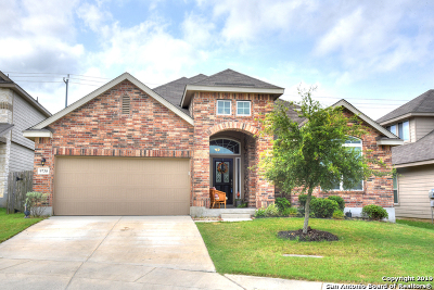 Converse Single Family Home For Sale: 9730 Common Law
