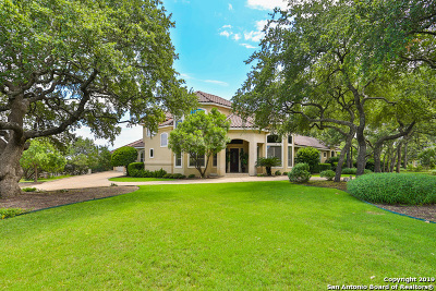 Bexar County, Kendall County Single Family Home New: 7910 Sendero Ridge Dr