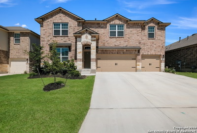 Bexar County Single Family Home New: 130 Cackling Goose