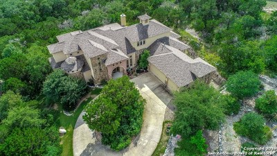 Helotes Single Family Home Active Option: 14355 Iron Horse Way