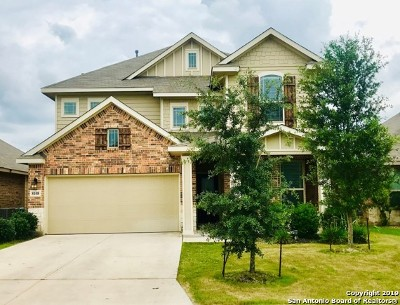 San Antonio Single Family Home Price Change: 8108 Dublin First