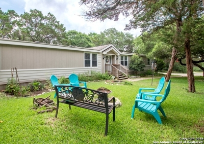 Helotes Manufactured Home For Sale: 524 Pr 180