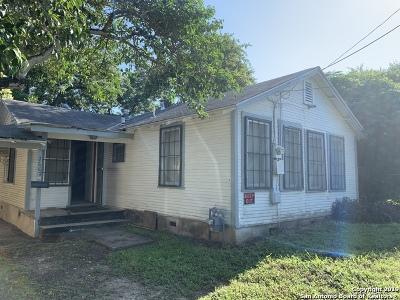 San Antonio Single Family Home New: 1607 Lennon Ave