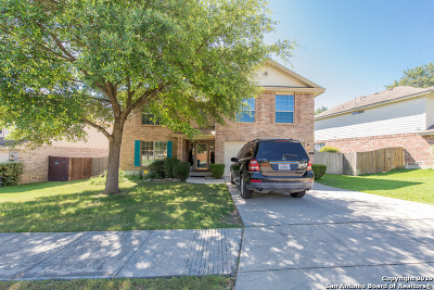 Bexar County Single Family Home New: 218 Hollow Trail