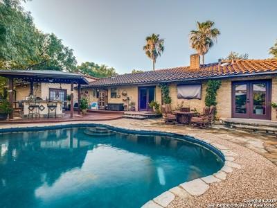 San Antonio Single Family Home New: 6915 Country View Ln