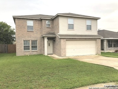 Bexar County Single Family Home New: 219 Birchwood Bay