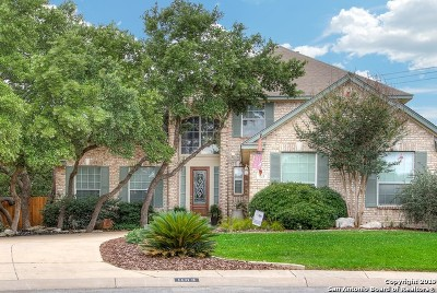 Stone Oak Single Family Home New: 1103 Peg Oak