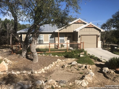 Canyon Lake Single Family Home For Sale: 1146 Fuller Dr