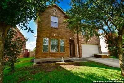Cibolo Single Family Home Price Change: 128 Longhorn Way