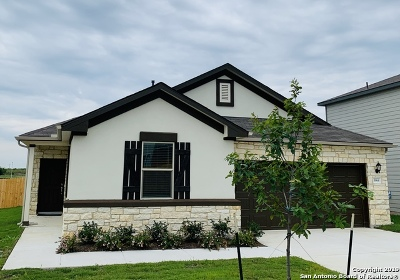 Guadalupe County Single Family Home New: 190 Landing Ln