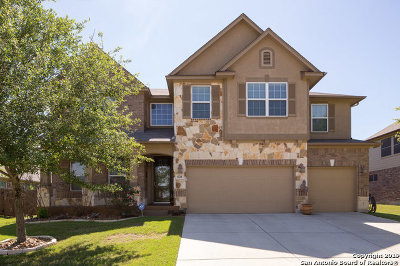 Cibolo Single Family Home New: 525 Torrey Pines