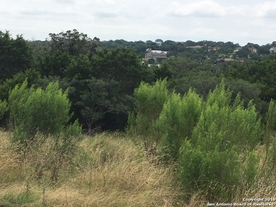 New Braunfels Residential Lots & Land New: (Lot 1078) Napoli