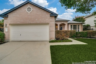 Helotes Single Family Home Active Option: 12911 Green Cedar