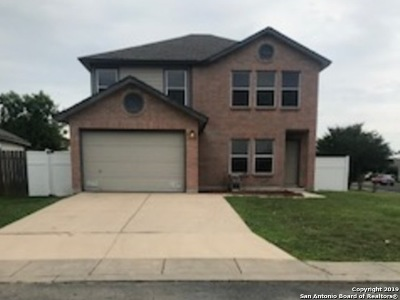 Converse Single Family Home For Sale: 6602 Eastern Clouds