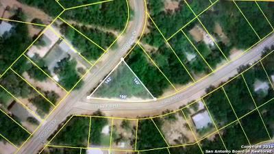 Canyon Lake Residential Lots & Land For Sale: 129 Lake Frst