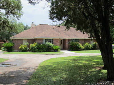 Single Family Home New: 9618 Geronimo Path