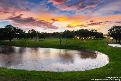 La Vernia Single Family Home Active Option: 122 Big Oak Ln