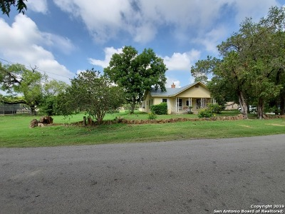 Atascosa County Single Family Home Price Change: 19317 Dhanis