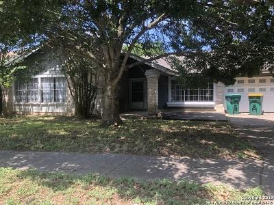 Converse Single Family Home Active Option: 10331 Windburn Trail