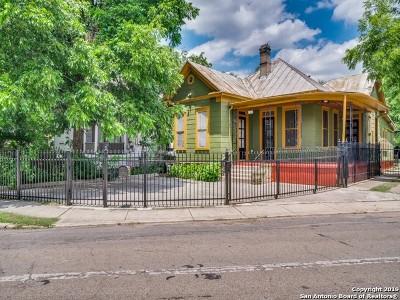 Single Family Home New: 1510 Camaron St