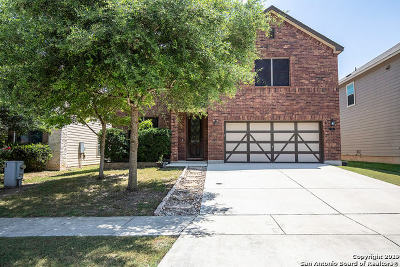 Boerne Single Family Home For Sale: 105 Mustang Run