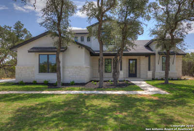 New Braunfels Single Family Home For Sale: 2648 Trophy Pt
