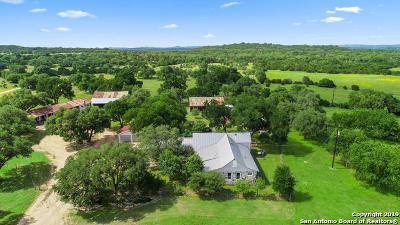 Comal County Farm & Ranch New: 2222 Horton Preiss Rd