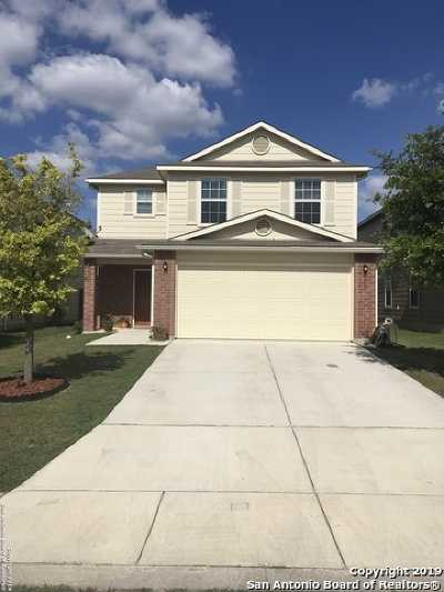 Bexar County Single Family Home New: 122 Prato Palma